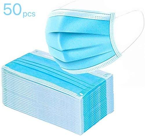 Bild von 50 Einwegmasken / Atemschutzmasken